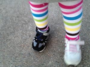 K's Favorite Pair of Shoes