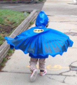 Because every little kid should know s/he has the power to save the world